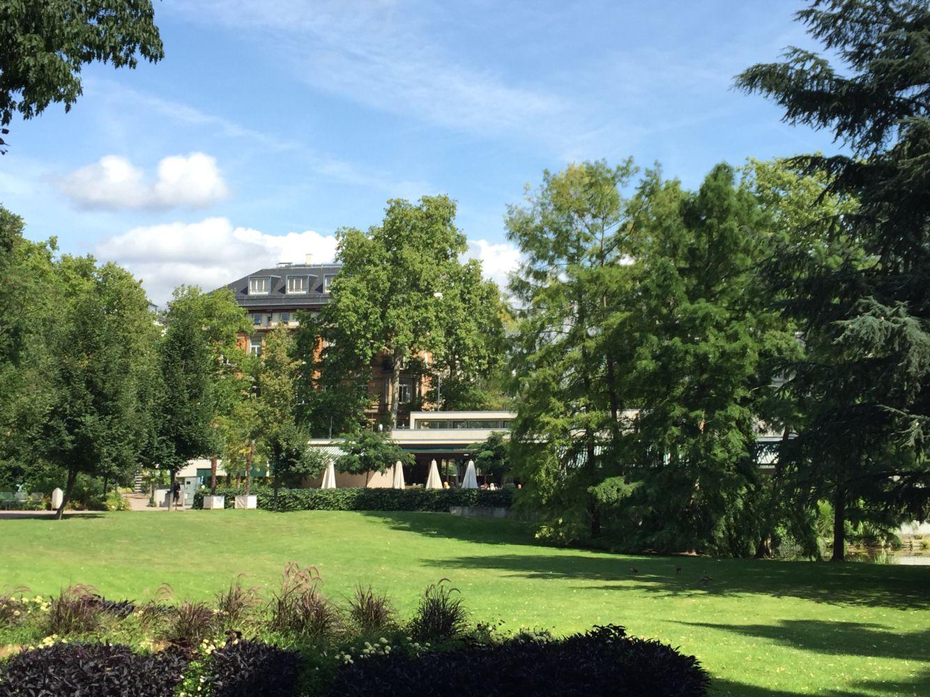 Fancy Palmengarten Frankfurt