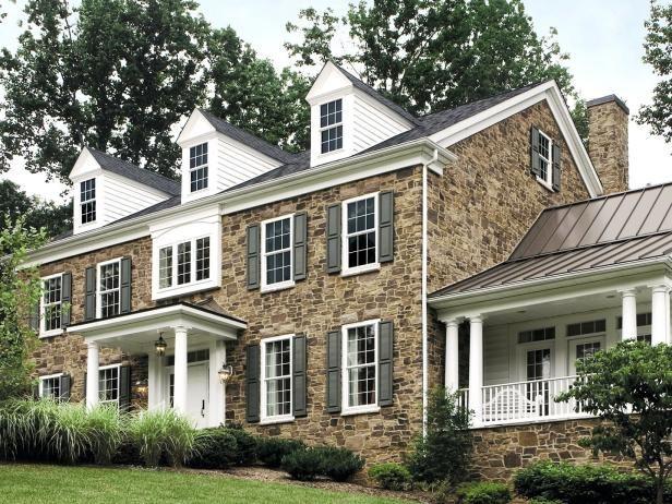 Buyer S Guide For Exterior Siding Home Siding Ideas