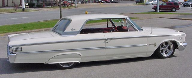 Ford Galaxie 500 1963  Transporte  Pinterest  Ford galaxie and Ford