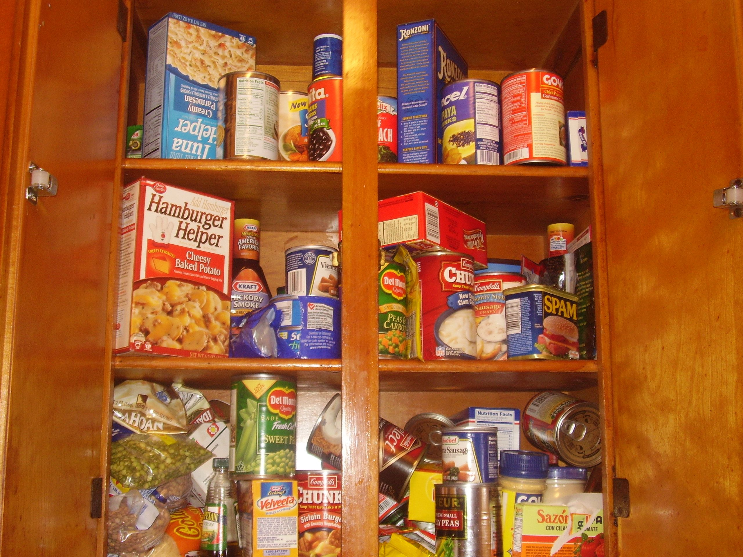 Preppers Beware: These Are The Worst Survival Foods To Stock Up On! Rid  Your Survival Pantry Of These Survival Foods For Disaster Preparedness U0026  SHTF!