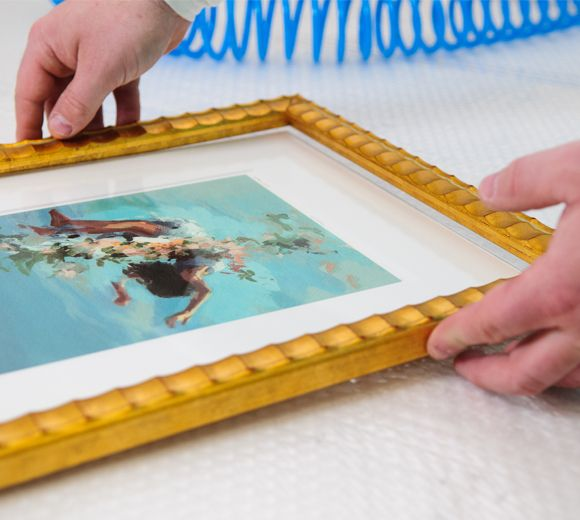 How it Works - Framebridge. Custom framing online for cheaper ...