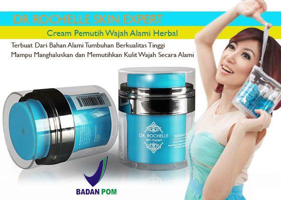 Jual Cream Pemutih Wajah Herbal Prima Kosmetik Pemutih Wajah Herbal