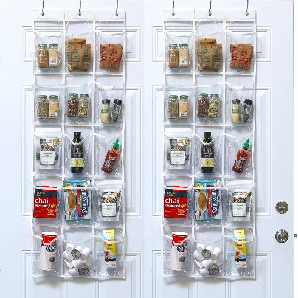 10 Of The Most Popular Kitchen Organizers On Amazon Kitchen Hacks Organization Pantry Organization Pantry Organizers
