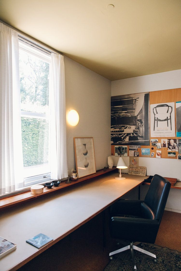 Attirant Home Office Decor. Home Office And Home Study Style Innovations,  Incorporating Ideas For A Limited Amount Of Room, Desk Suggestions, Styles,  And Cabinets.