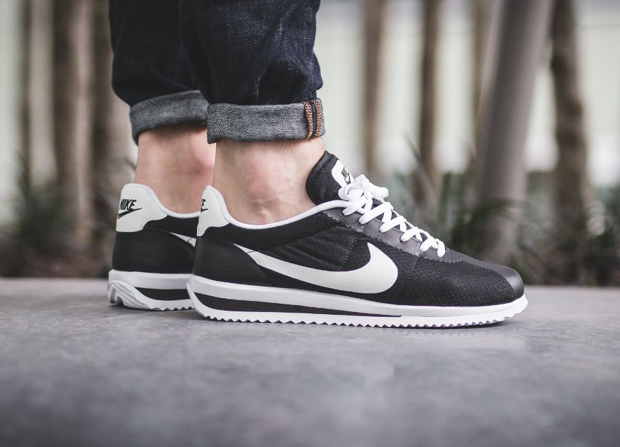 avis basket nike cortez ultra windrunner black tongue 1