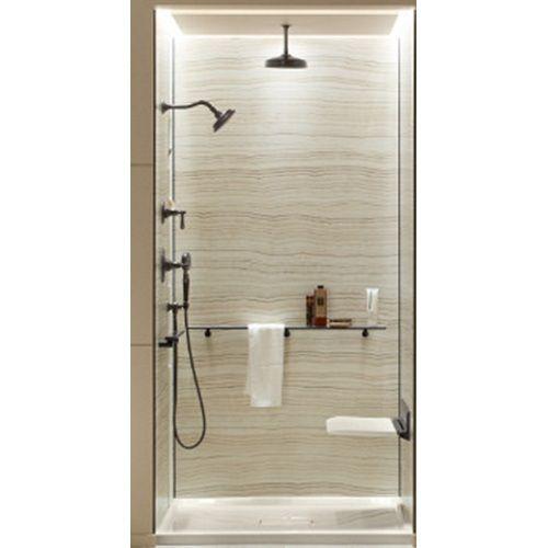 Kohler K97614-W08 Choreograph Shower Wall Kit Tub/Shower Wall Kit ...