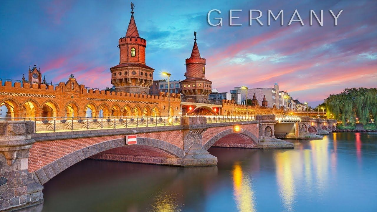 Top 15 Best Places To Visit Germany Travel To Europe 2018 Youtube Cool Places To Visit Berlin Germany