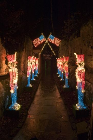 I Cannot Wait To Take Our Kids To Rock City To See The Enchanted Garden Of  Lights! I Know Theyu0027ll Love It! It Is Such Much Fun! My Nephew Still  Remembers My ...
