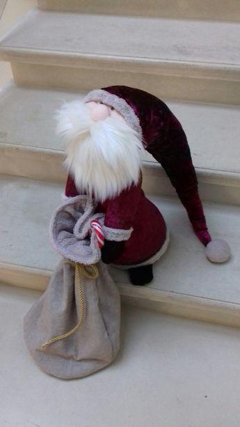 Christmas Gnomes Pinterest.Our New Santa Gnomes Pinterest Santa Christmas And