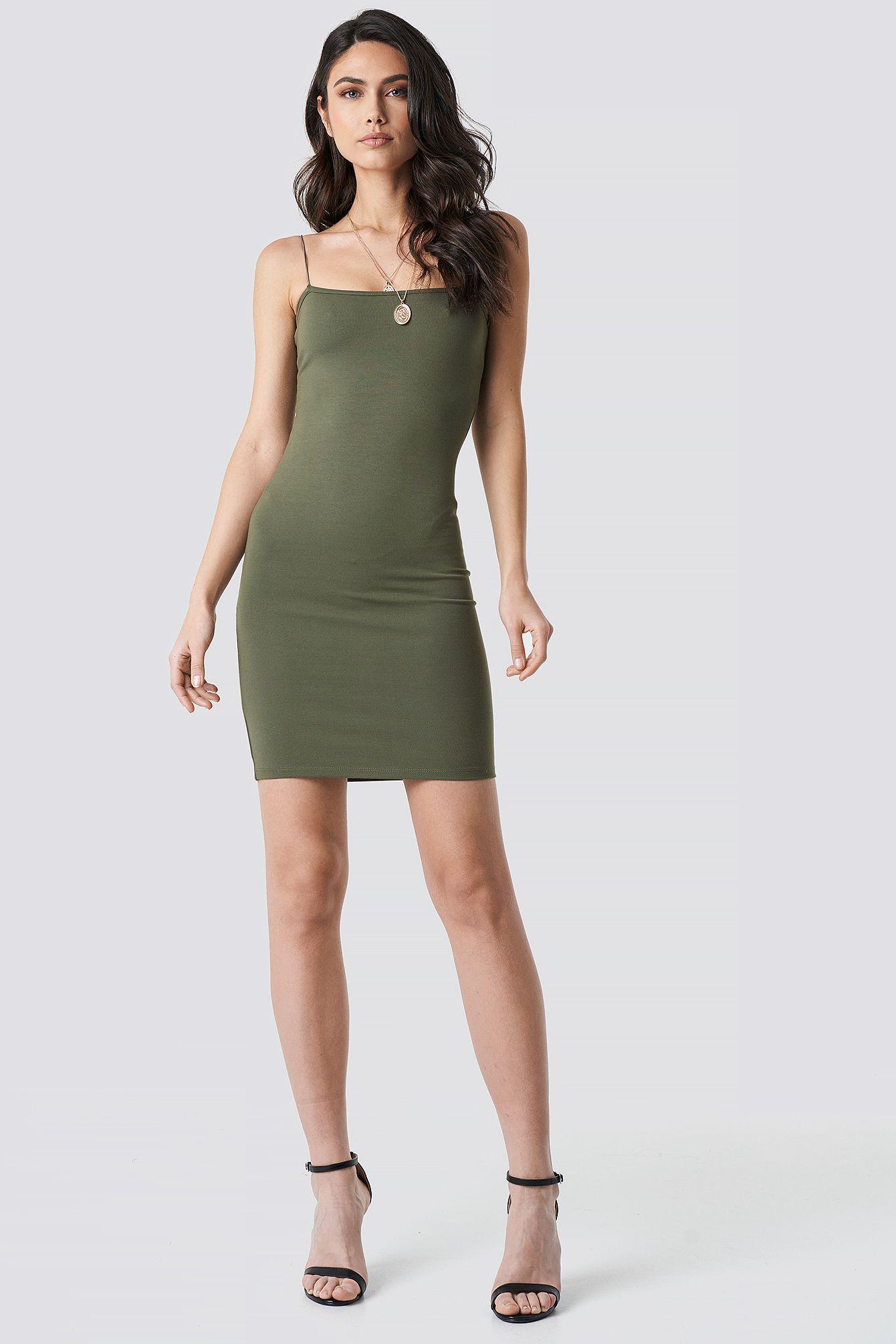 Spaghetti Strap Dress in 11  Kleider, Spaghetti, Party