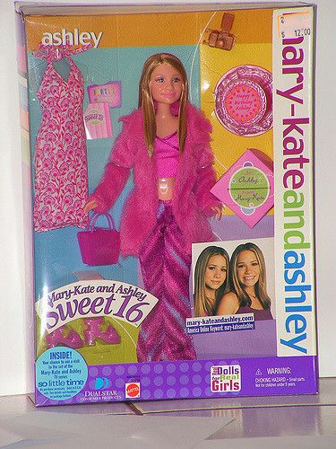 Mary-Kate and Ashley Winning London 2 Pack Doll Set model #56308