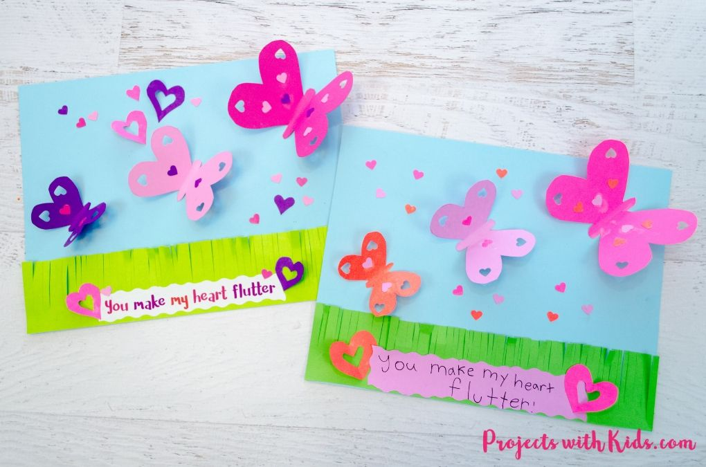 Donut Cards For Valentine S Day With Free Printable Crafts