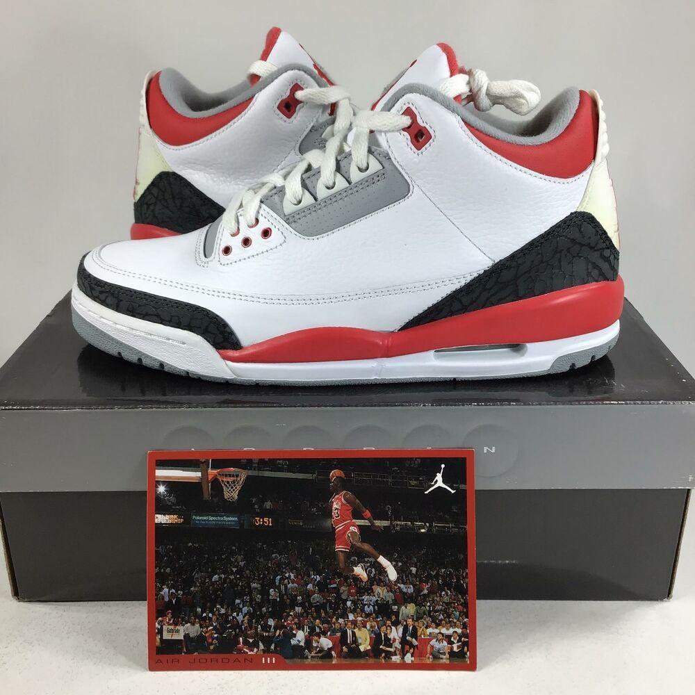 311547000b0 2007 Nike Air Jordan 3 Retro