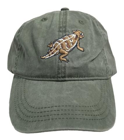 fdec948e29430a ECO Wear Embroidered Southwest Wildlife Baseball Caps - Assorted Styles - We  see plenty of these guys around here! #lizard
