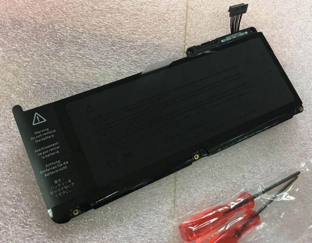 Battery For Apple Macbook Pro 13 Mc207ll A Macbook6 1 Late 2009 Mc516ll A Macbook7 1 Mid 2010 A1342 A1331 Macbook Unibody New Laptops Laptop Screen Repair
