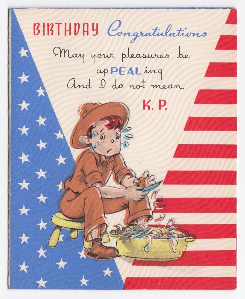 Soldier greeting cards image collections greeting card examples vintage greeting card unused patriotic military wwii 1940s vintage greeting card unused patriotic military wwii 1940s bookmarktalkfo Image collections