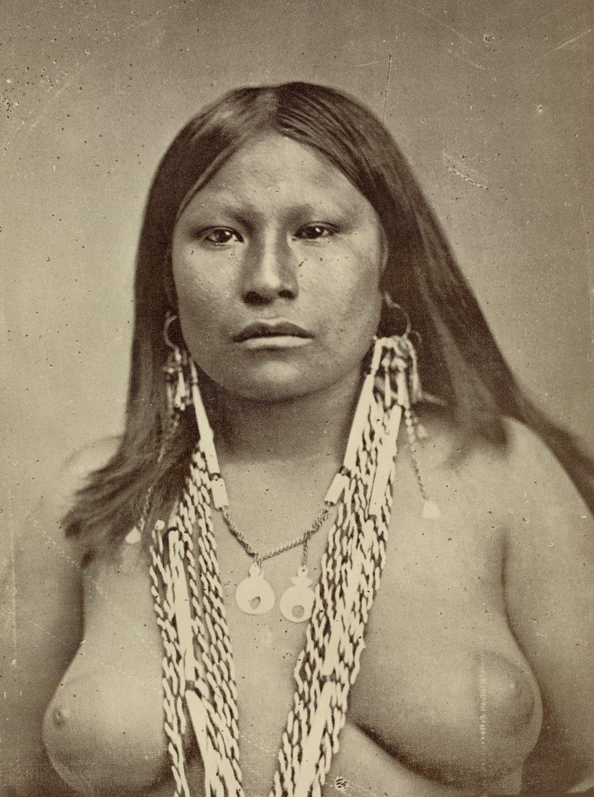 The Native americans hot women