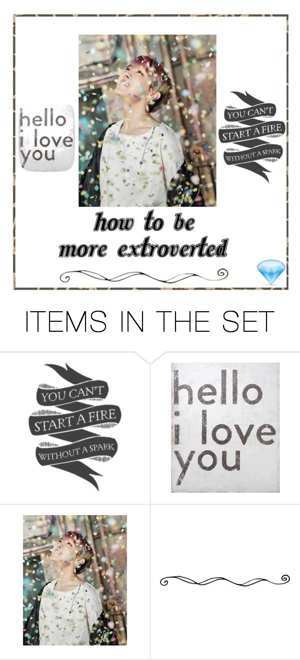 """""""How to be More Extroverted; Hayden 💎"""" by the-diamond-girls-xoxo ❤ liked on Polyvore featuring art"""