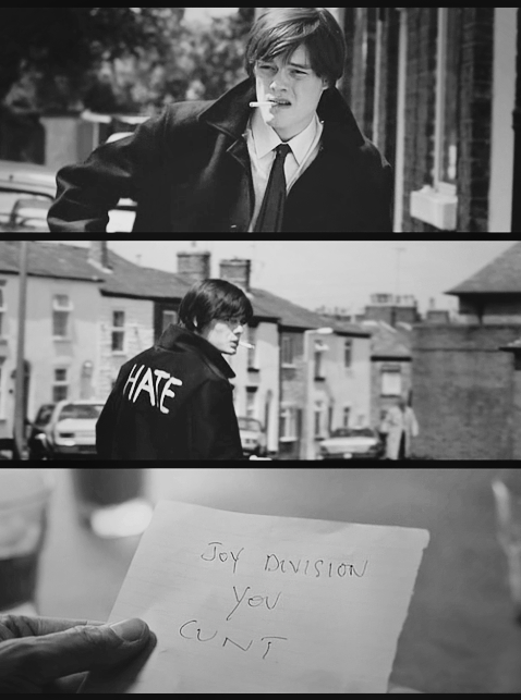 control movie about ian curtis of joy division movie