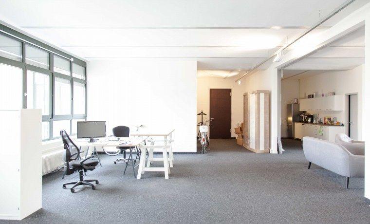 Bürogemeinschaft Berlin arbeiten in coolem loftbüro in friedrichshain büro