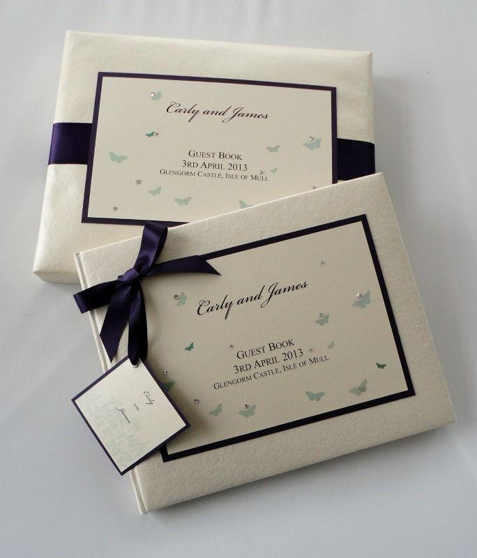 Glengorm castle wedding invitations
