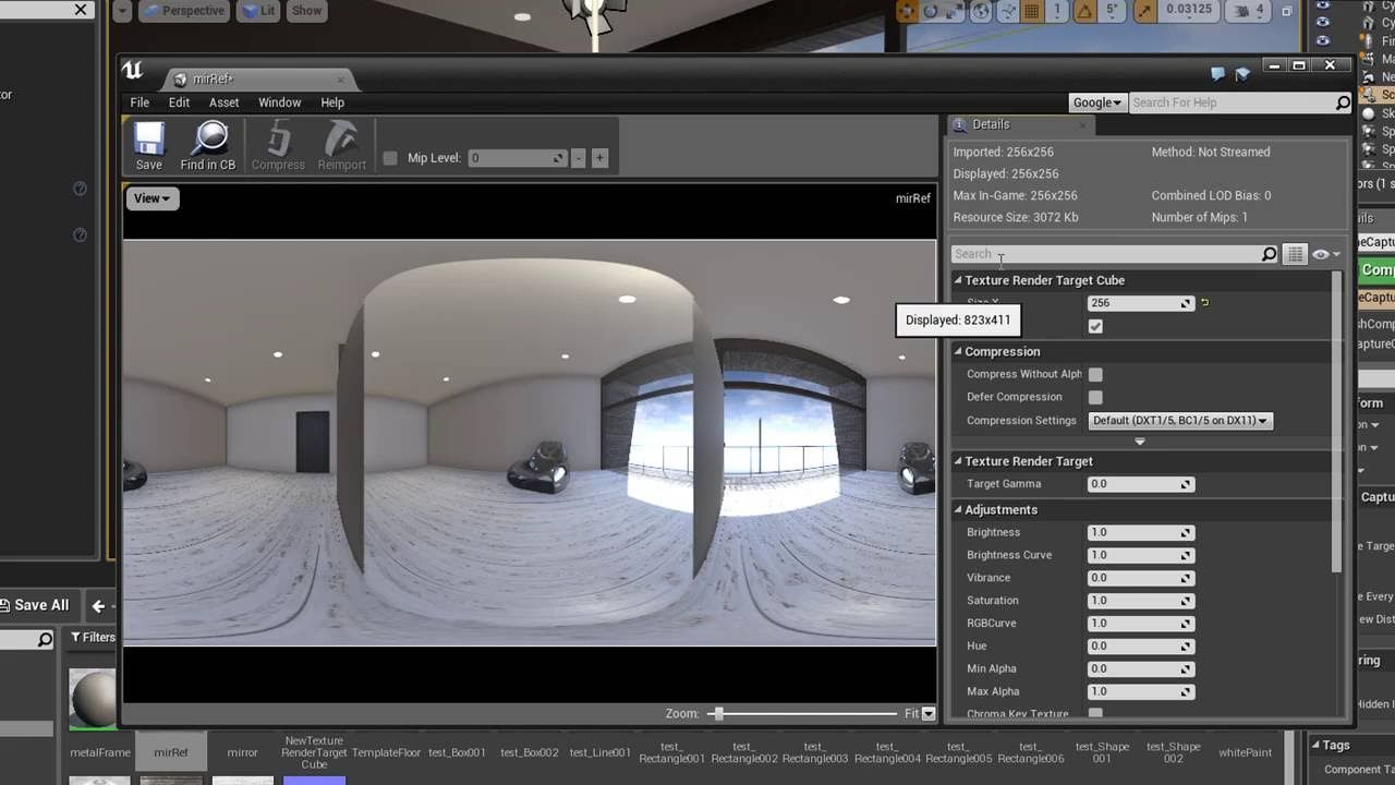Creating A Basic Mirror Material In Unreal Engine 4 Ue4 With
