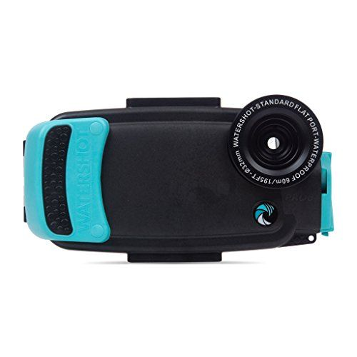 Watershot Pro Line Underwater Housing For Iphone 6 Plus 6s Plus Black Limpet Want To Know More Click Water Proof Case Underwater Camera Housing Iphone 6