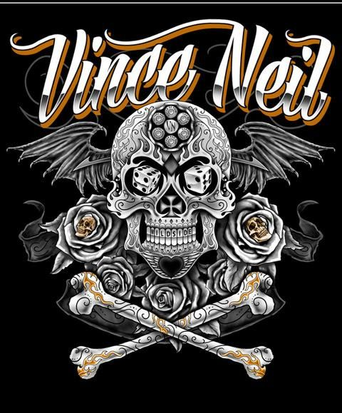 Vince Neil Limited Edition T Shirts For Just 20 00 Limited