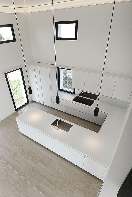 Cucina Varenna Artex che abbiamo realizzato in una splendida villa a ...