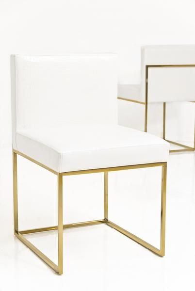 Sleek And Stylish These Beautiful Dining Chairs Will Add Some Cl To Your Room