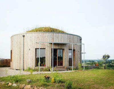 maison ronde Ideeën voor het huis Pinterest Limousin