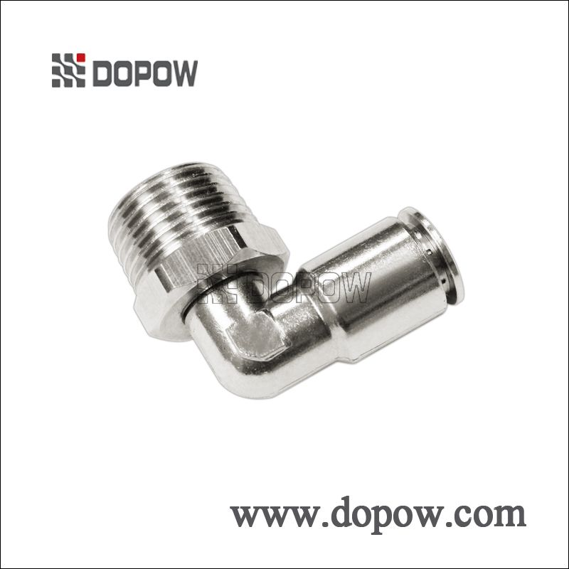 Capl Male Swivel Elbow Brass Pneumatic Fittings With Images