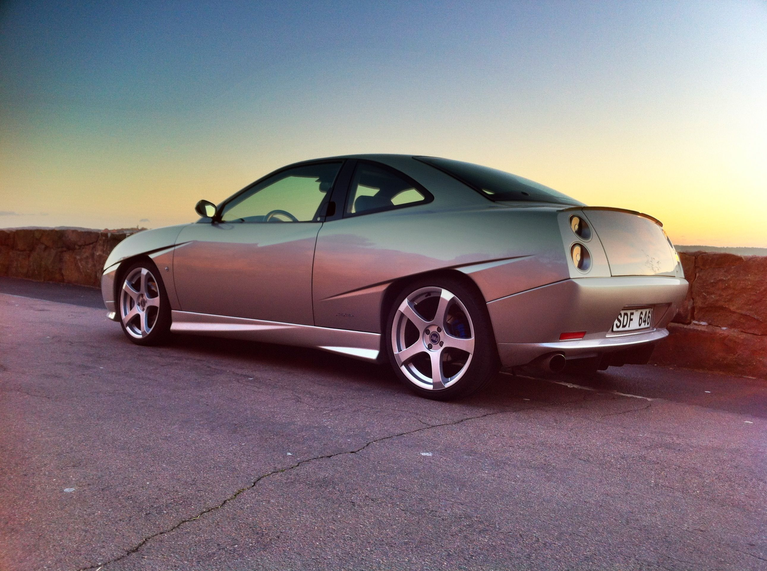 Click To Close Fiat Coupe Fiat Coupe