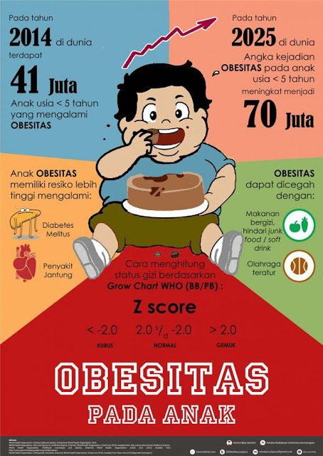 Obesity on the rise in Indonesia