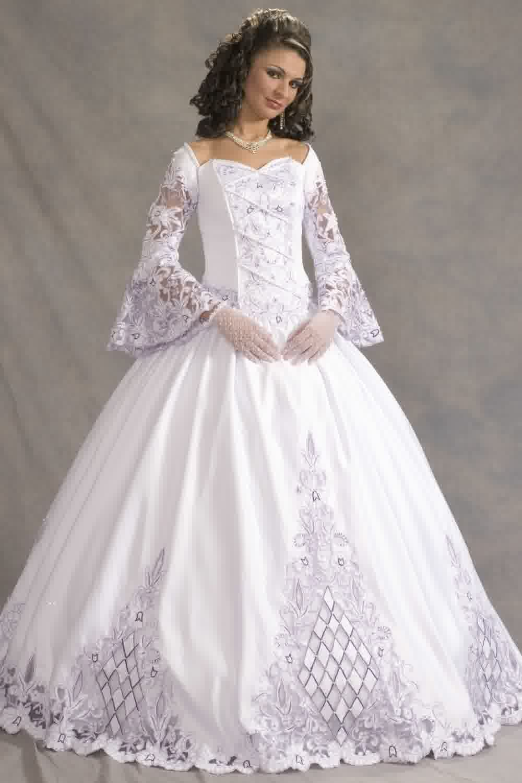 Celtic wedding dress  celtic wedding dresses plus size u  Mistress feminize me and I