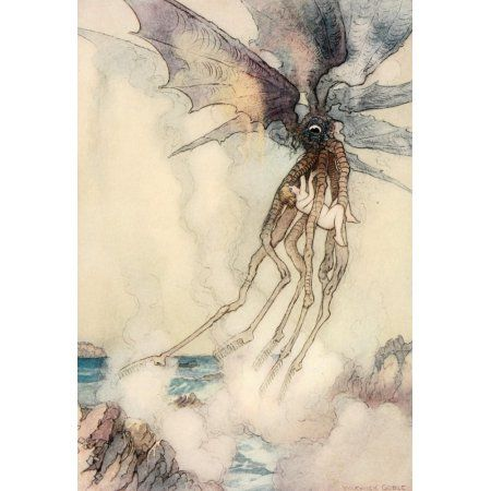 Home Warwick Goble Fairytale Illustration Fairytale Art