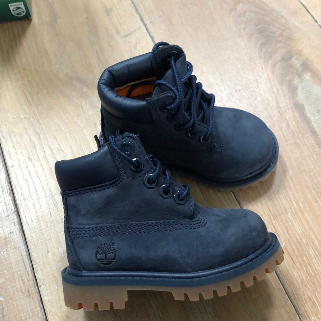 Timberland Baby Boy's Boots Navy Blue