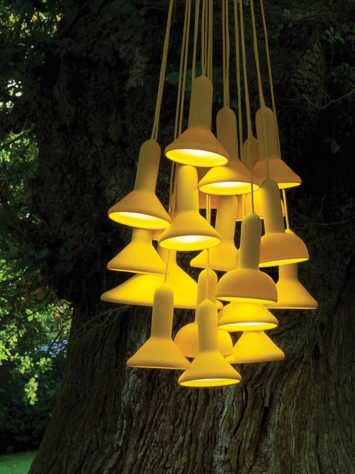 DesignOrt Blog: Moderne Kronleuchter Und Lüster Established U0026 Sons Torch  Light S20 #lamp #