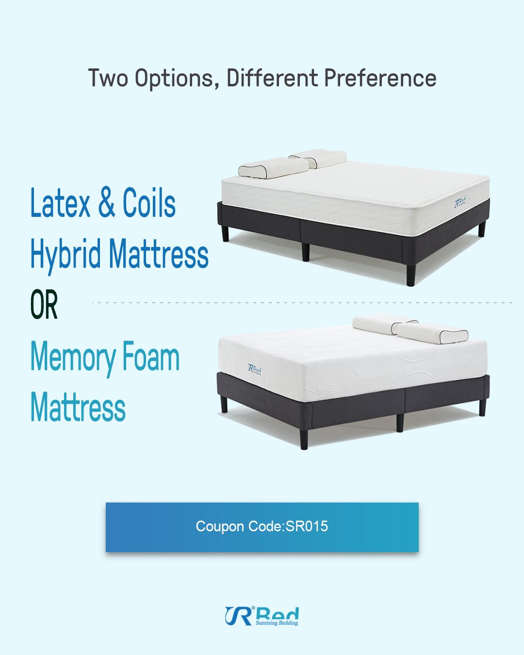Sunrising Bedding Best Comfortable And Affordable Mattress Choices On Sunrising Bedding Mattress Foam Mattress Affordable Mattress