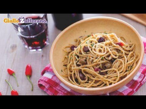328 - Spaghetti alla carrettiera...se la fame si fa nera! (sub eng) - YouTube