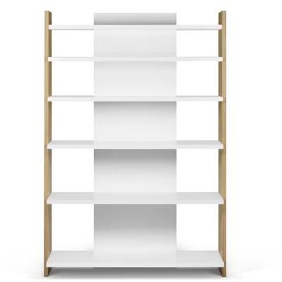 Efrain Standard Bookcase Allmodern Shelving Unit Bookcase Shelves