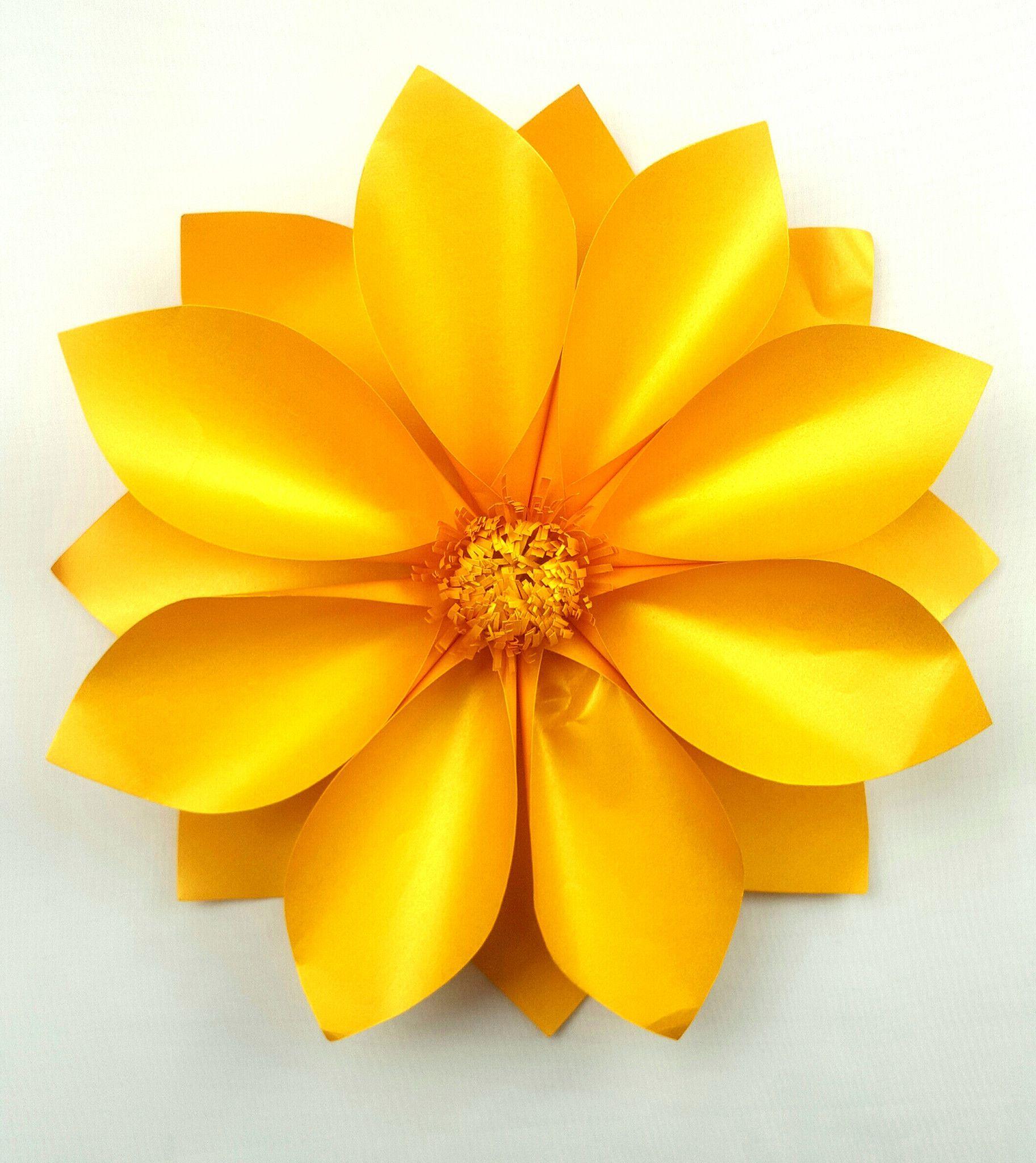Discounted Handmade Giant Paper Flower 30 Cm Proyectos A Intentar