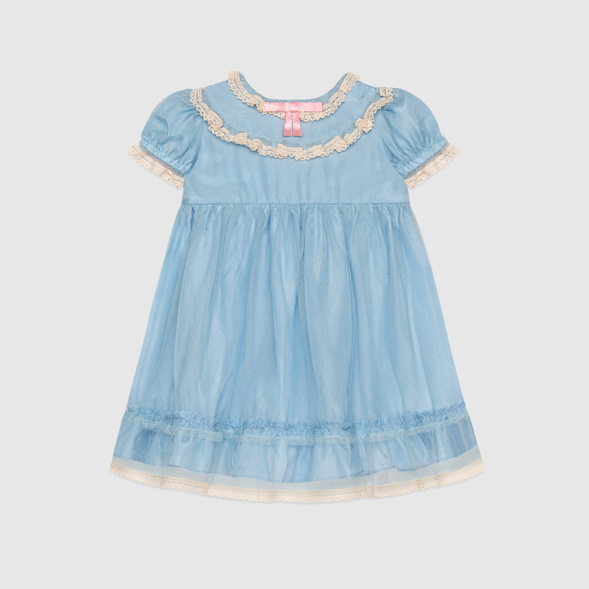 Baby silk and tulle dress Lex & Charm Reveal Gifts