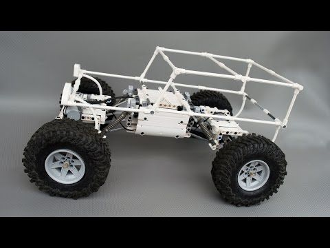Lego Technic Instructions Extreme Off Road Crawler 4 Links