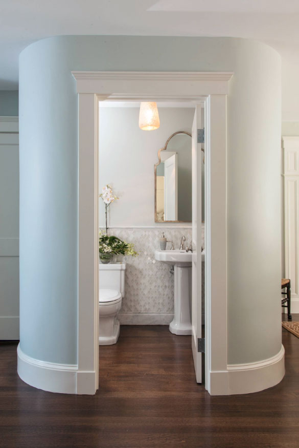 59 Phenomenal Powder Room Ideas & Half Bath Designs