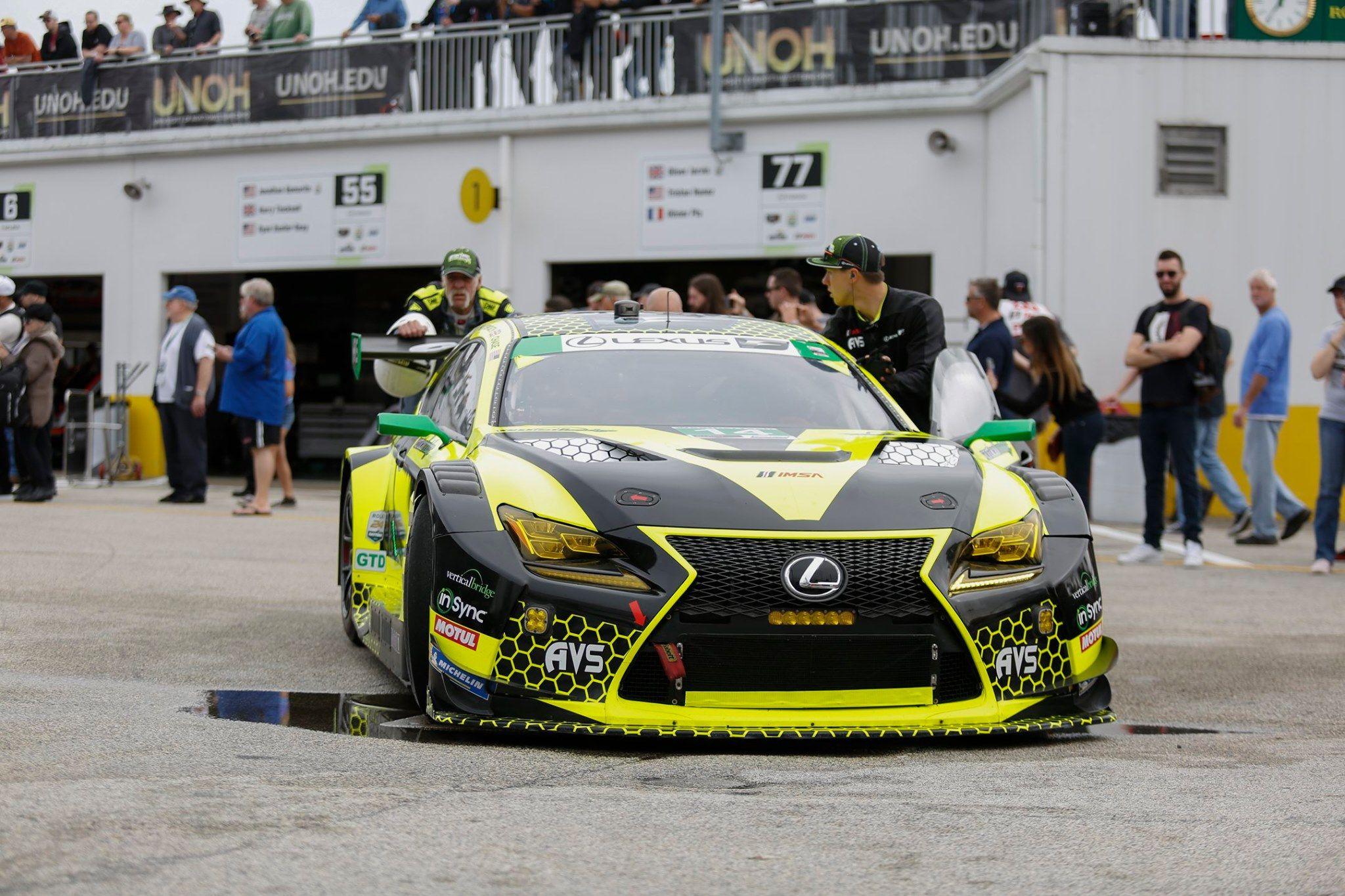2020 Rolex 24 Tv Schedule Starting Lineup Info In 2020 Tv Schedule Sports Car Racing Racing News