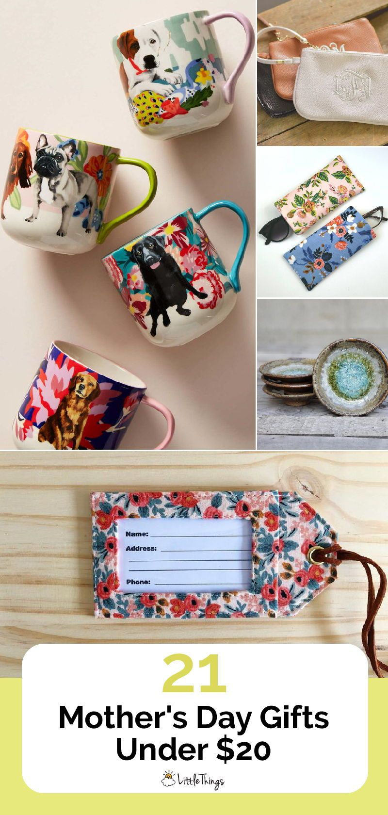 21 mothers day gifts under 20 mothers day gifts diy