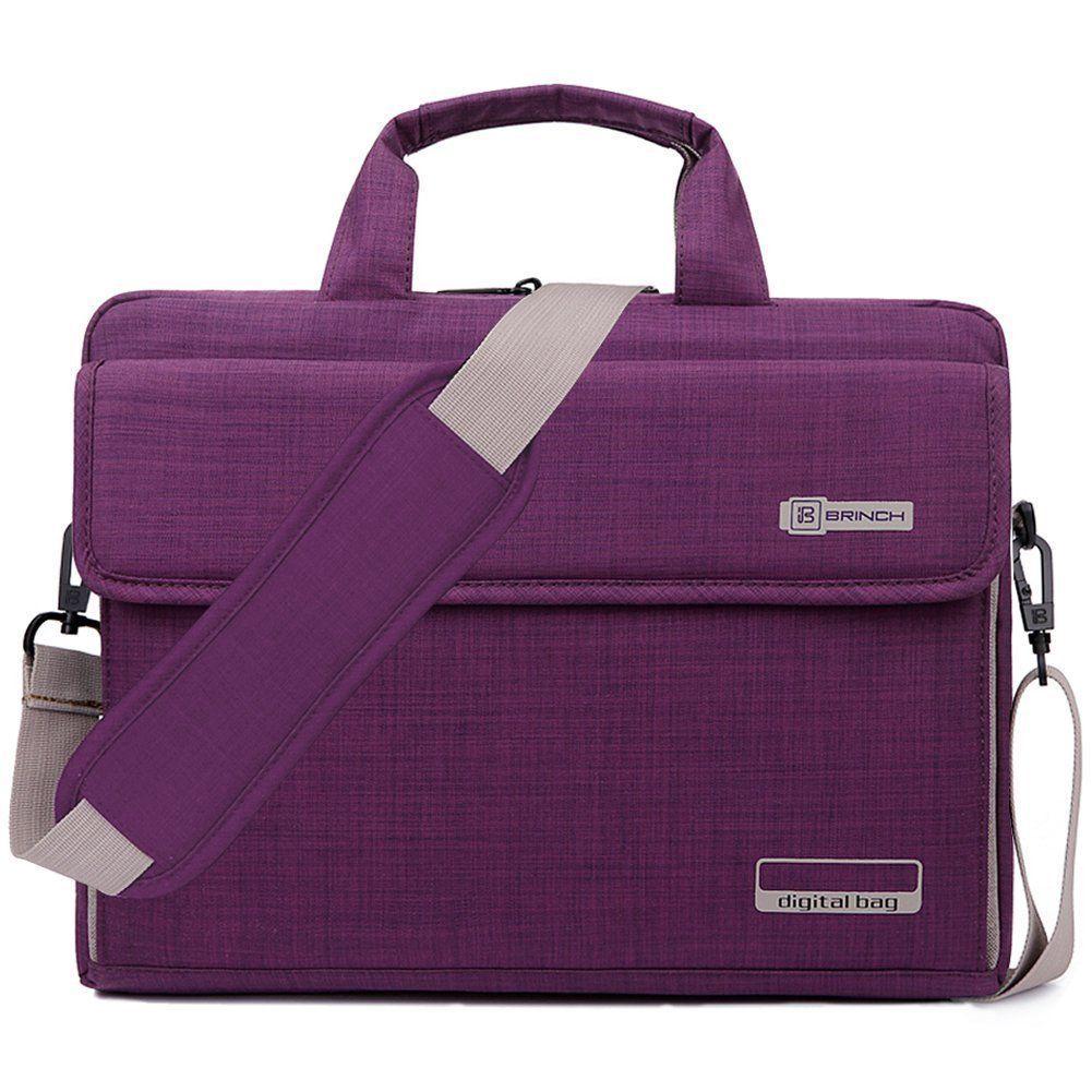 Widesceen Laptop Notebook Business Briefcase Travel Bag Messenger Carry Case