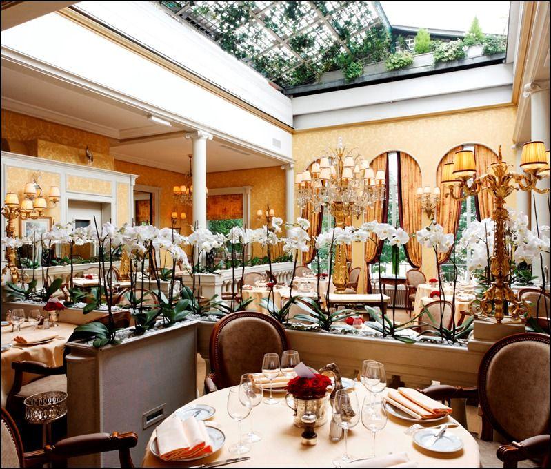 Lasserre Restaurant Gastronomique Paris Restaurant Paris Restaurant