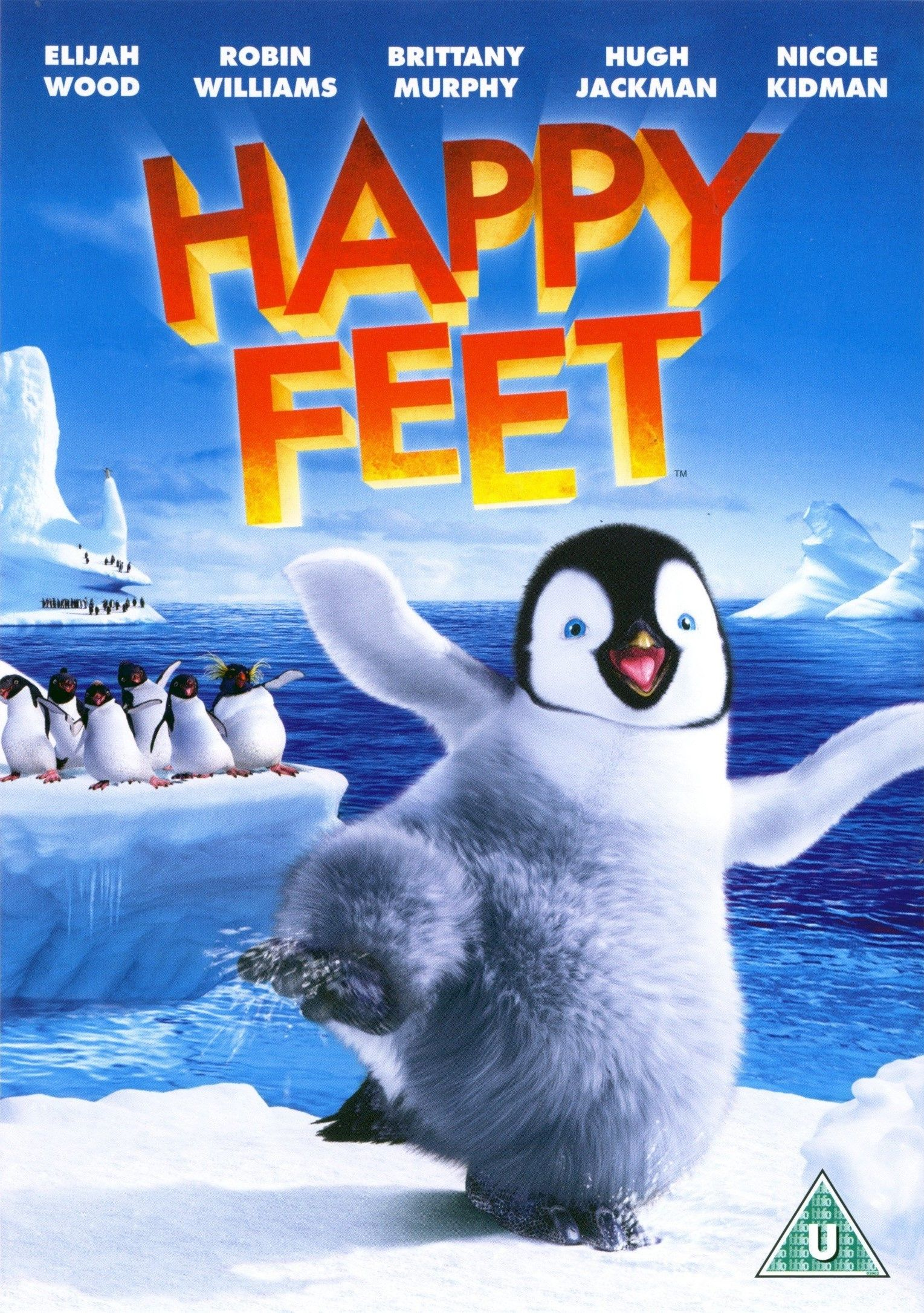 Pin by Aaron Viles on Movies Happy feet, Full movies